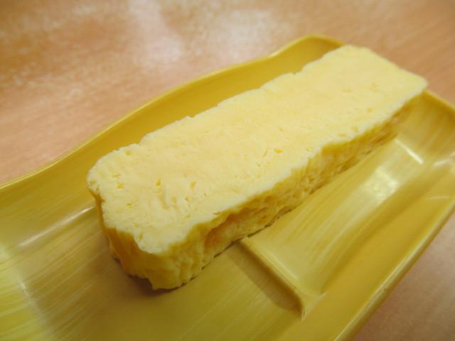 吉野家豆腐ぶっかけ飯鯛だし味の出汁巻玉子
