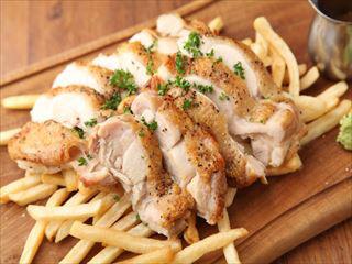 5種のスパイス若鶏のハーブグリル