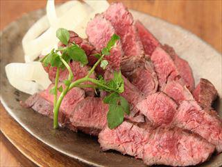 牛ハラミの10オンスTHEステーキ
