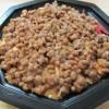 納豆3パックを麻婆丼に投入20150710サムネイル