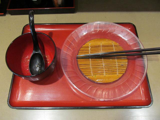 富士そば冷し夏野菜カレーつけ蕎麦を完食完飲