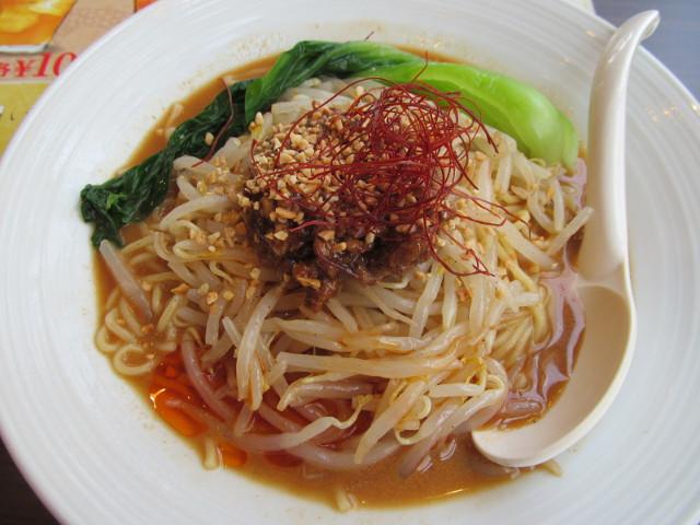 バーミヤン香り立つ冷やし坦々麺2