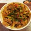 すき家ニンニクの芽牛丼大盛サムネイル