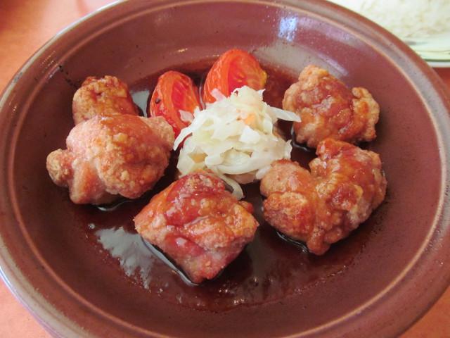 サイゼリヤ鶏肉のオーブン焼きの鶏肉