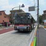 等13系統両方向の一番バスに乗車サムネイル
