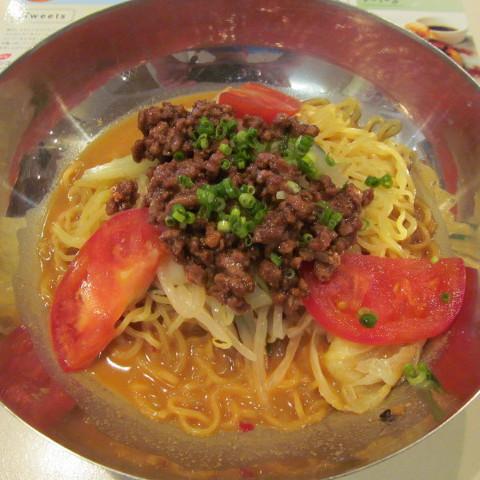 ガストピリ辛冷やしタンタン麺サムネイル