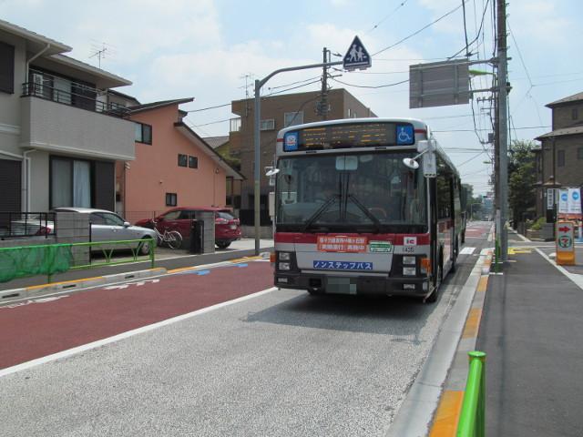 等13系統等々力発一番バス