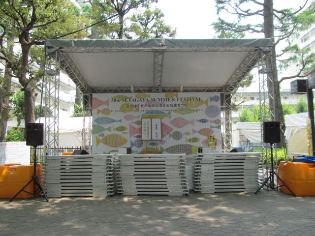 ふるさと物産展並木ステージ