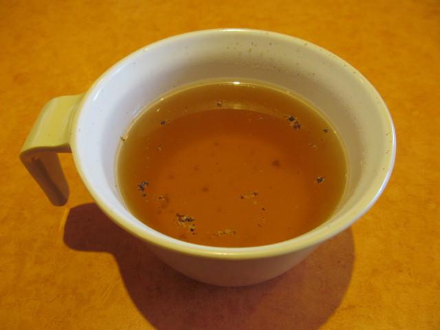 サイゼリヤのランチスープ20150713