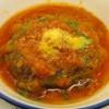 松屋トマトバジルハンバーグ定食ライス大盛賞味サムネイル