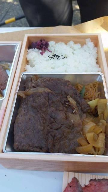 京都肉祭第1回の肉料理その2