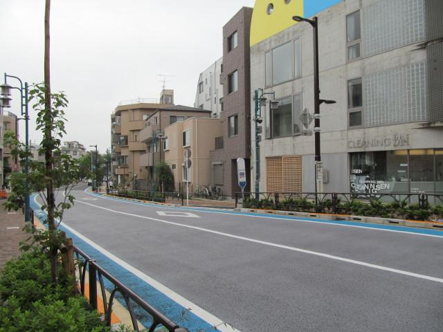 世田谷駅前バス停等々力方面20150907