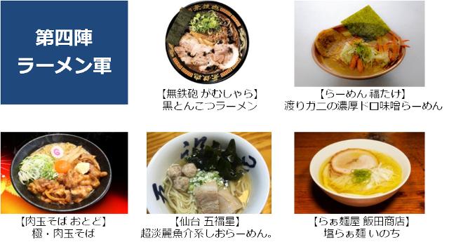 大つけ麺博2015第4陣ラーメン