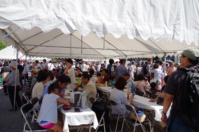 京都肉祭第1回の様子その2