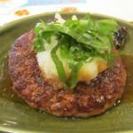 ガスト大葉おろしのビーフハンバーグ和膳サムネイル