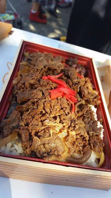 京都肉祭第1回の肉料理その1