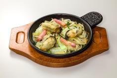 ガスト牡蠣と野菜のミニグリル