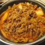 吉野家牛チゲ鍋膳大盛賞味サムネイル