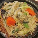 ガスト広島産牡蠣のあんかけ焼きそばサムネイル2