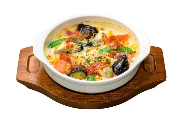 ガスト牡蠣のクリーミードリア