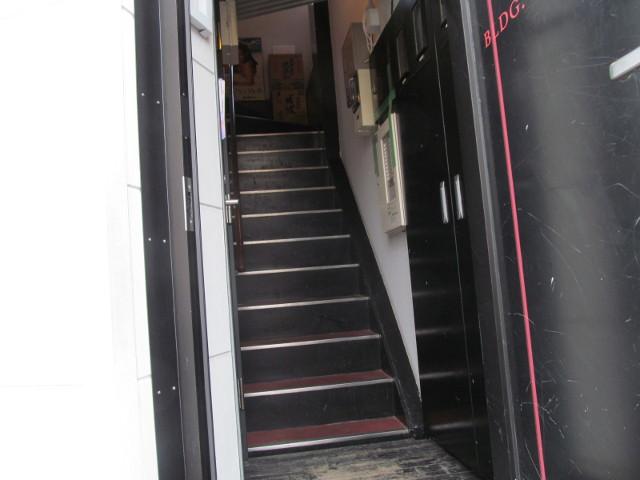 摩文仁へと昇る階段20151017