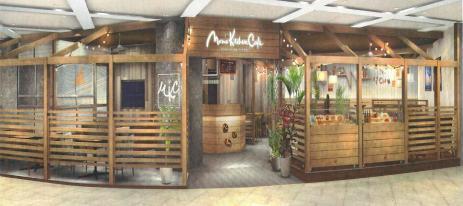 イオンスタイル板橋前野町ManoKitchenCafeマノキッチンカフェ