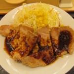 松屋豚テキ定食2015サムネイル