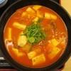 松屋豆腐キムチチゲ膳大盛賞味サムネイル