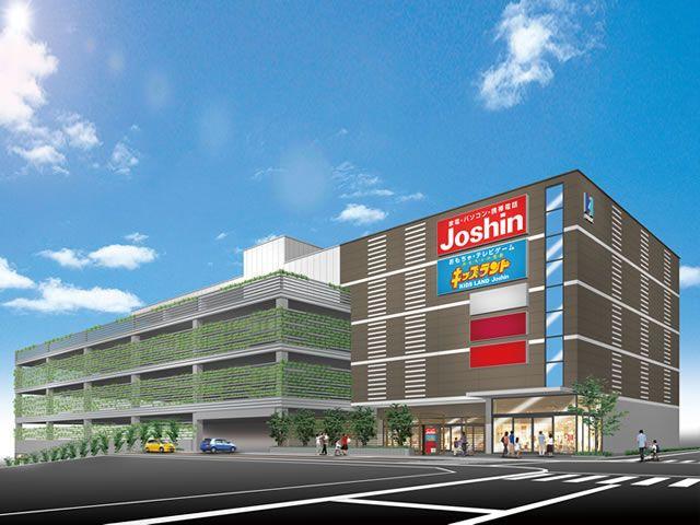 町 ジョーシン 前野 前野町に『ジョーシン』がでっかくオープンしてる。『しまむら』は本日開店!