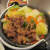 なか卯牛すき焼き鍋膳ごはん大盛サムネイル