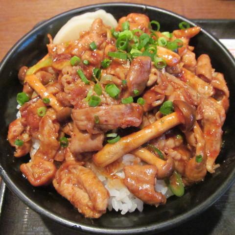 伝説のすた丼屋ホルすた丼飯増量賞味サムネイル