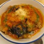 松屋トマトバジルチキン定食大盛賞味サムネイル