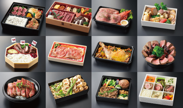 肉フェスマーケットin新宿髙島屋肉料理写真一覧