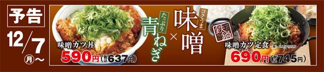 かつや味噌カツ丼味噌カツ定食予告画像640