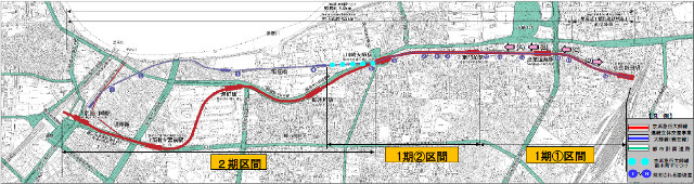 京急大師線連続立体交差事業について20151126