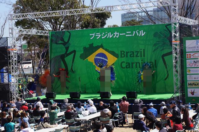 ブラジルカーニバル2015の様子その2