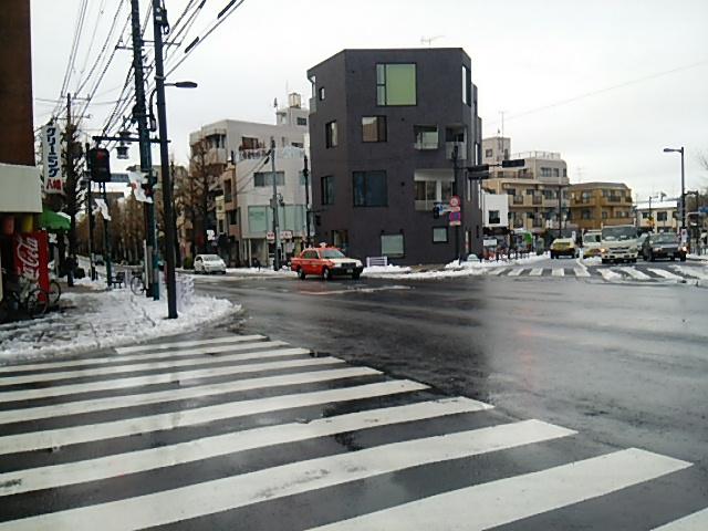 世田谷駅前交差点20160118
