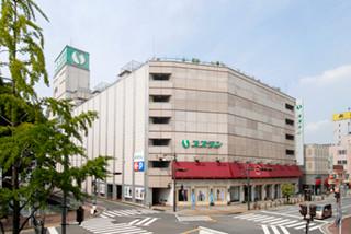 スズラン百貨店高崎店外観写真