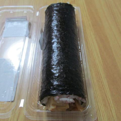 ふっくら黒糖入玉子の和風巻丸かぶりサムネイル