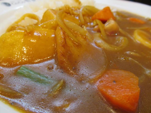 CoCo壱番屋グランドマザーカレーの豚肉