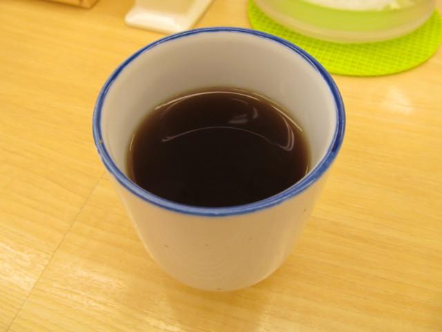 松屋のお茶20160317