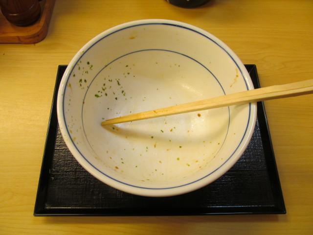 かつや特盛タレカツ丼を完食