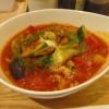 松屋きのこと彩り野菜のトマトスープごはん賞味サムネイル