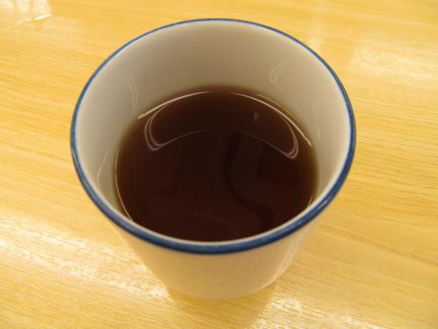 松屋のお茶20160303