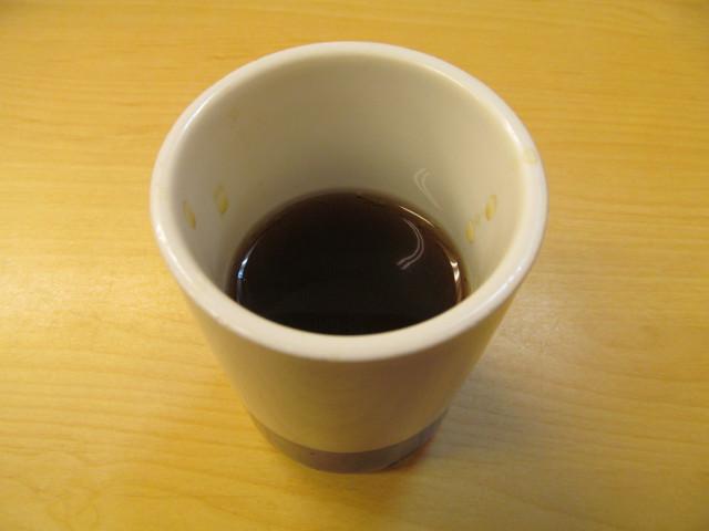 かつやのお茶20160325