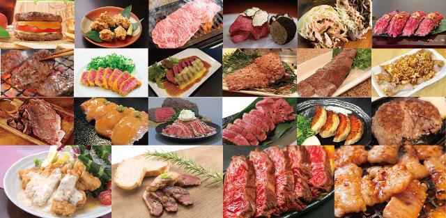肉フェスTOKYOお台場2016春肉料理追加一覧