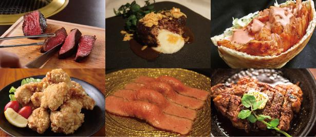 肉フェス幕張2016春肉料理写真