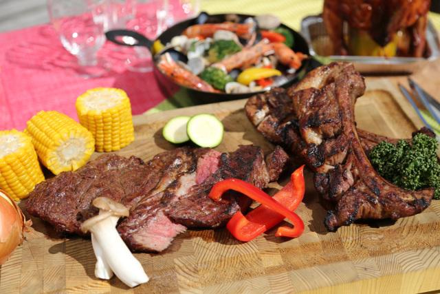 ブリッジテラス大蔵BBQ食材例2