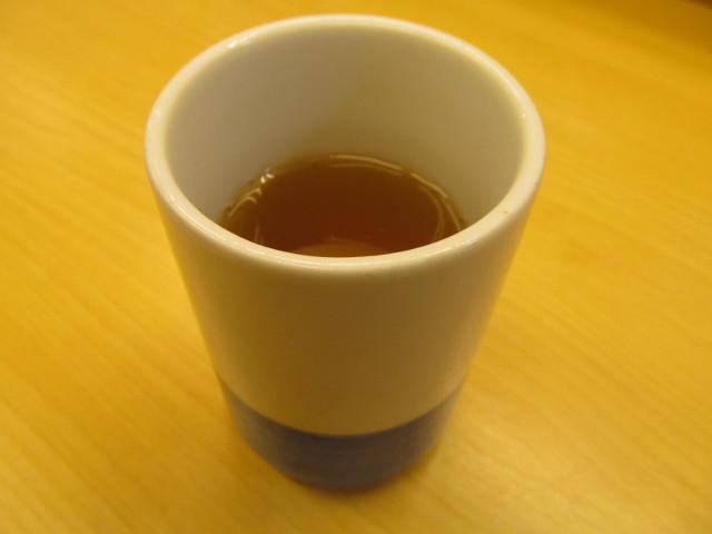 かつやのお茶20160422