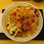 かつやキャベ玉チキンカツ丼大盛賞味サムネイル